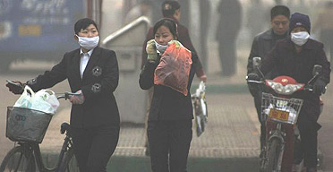 China-masks-pollution
