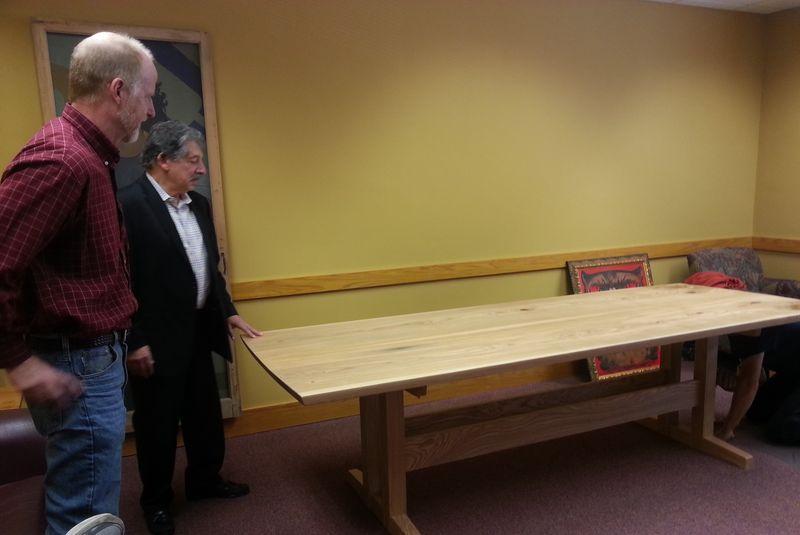 Mayor and Ash Table 2