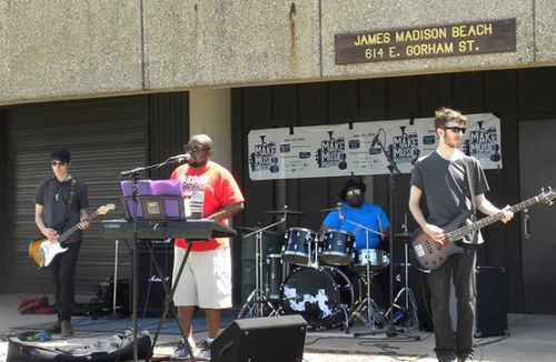 2015 Make Music Madison