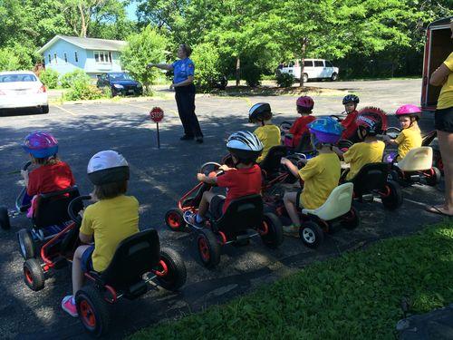 Safety Town Bikes