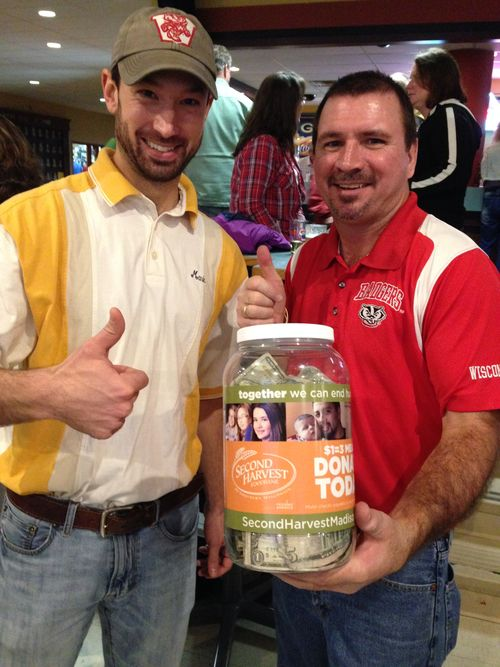 City Bowling 1-16 Donations