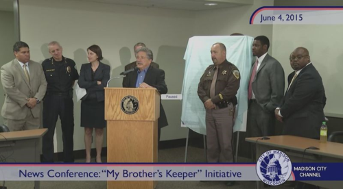 MBK News Conference
