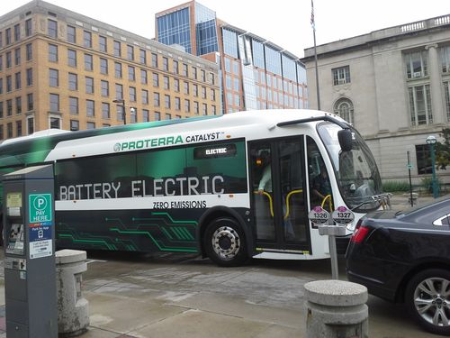 Electric Bus 2