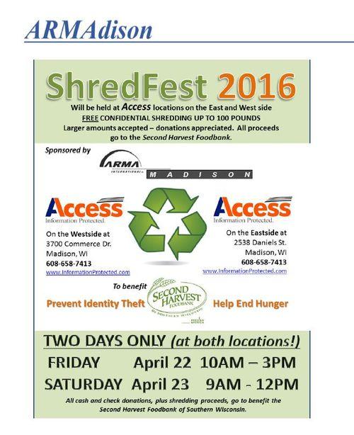 ShredFest 2016