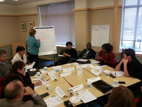 Local Action Summit Work Group